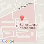 где находится 1 городская больница
