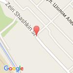 где находится Алау, 3 детский санаторий