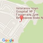 где находится 2 Госпиталь Ветеранов Войн