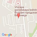где находится Детская поликлиника 2 городской больницы