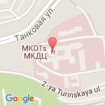 где находится Межрегиональный клинико-диагностический центр, МКДЦ