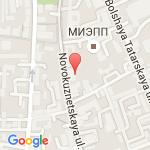 где находится Дента Вита, стоматологическая клиника на Новокузнецкой