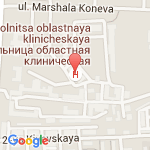 где находится Консультативная поликлиника областной клинической больницы