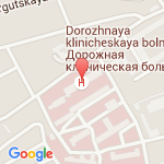 где находится Железнодорожная больница, Новосибирск