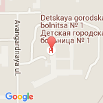 где находится 1 детская городская больница