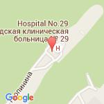 где находится 29 Городская клиническая больница
