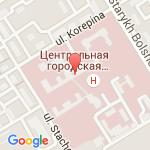 где находится 23 центральная городская клиническая больница
