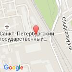 где находится Медицинский университет им. акад. И. П. Павлова (СПбГМУ), клиника ГОУ ВПО