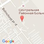 где находится Центральная районная больница