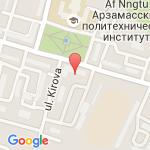 где находится Арзамасская городская БСМП им. Владимирского