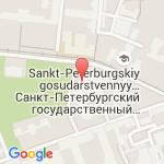 где находится Медицинский университет им. акад. И. П. Павлова (СПбГМУ), клиника урологии