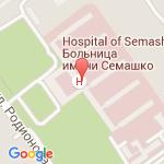где находится Областная клиническая больница им. Н.А. Семашко