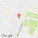 где находится Поликлиника 1 городской клинической больницы им. Ю.Я. Гордеева